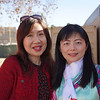 Annie Brassard and Rose Chen