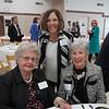 Vivian Mavredakis, Sophia Angelos and Dolores McNulty