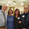Bill Stinde and Tori Hutchins Stinde with Terry and Joe Petrillo