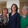 Marlene Evans, Wendy Taylor Greenleaf and Joan Cathcart