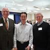 Dick Durant, David Wang and Bill Payne