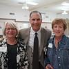 Sandy Morris, Loren Kleinrock and Laureen Latimer