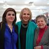 Hora Hoyos, Consuelo Moran and Marilyn Peck