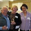 Dave Bryan, Leslie Dennis and Marina Wang
