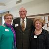 Glenda Gardner with Dick and Sharla Durant