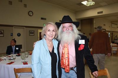 Connie Moran-Romero and Jann of Sweden