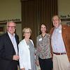 John and Mary Gilbaugh with Tori Hutchins Stinde and Bill Stinde