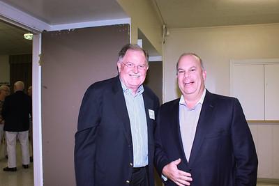 Bob Houston and Chris Maling