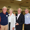 Bill and Joan Dietrick, Tom Santley and Bill Payne