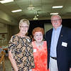 Donna Mann, Lucille Norberg and Bill Mann