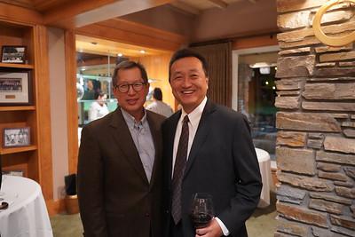 Robert Tam and Hunter Chang
