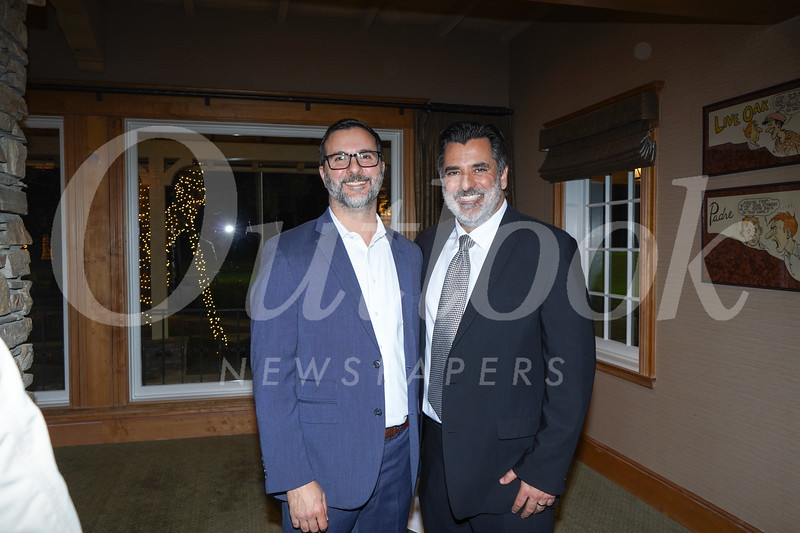 Jim Tripodes and Louis Pastis