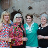 Marie McDuffie, Valerie Casey, Shelley Harter and Linda Mollno