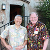 Isaac Hung and Bob Houston