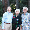 William and Ave Bortz with Richard Pearson