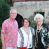 Dennis and Liz Kneier with Anne Blomstrom