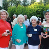 Sue Rosvall, Ceil Mortimer, Perta Santley and Mary Payne