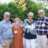 Bill Gardner, Lucille Norberg and Donna and Bill Mann