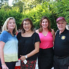 Eileen Hale, Diana David, Birgit Castleman and Ken Riley