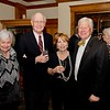 Jan Pearson, Bob Frank, Jeanne Adams and Dick Pearson