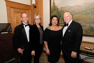 Pete and Lisa Loeffler with Maribel and John Incontro