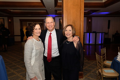 Sandy and Loren Kleinrock with Sophia Angeles