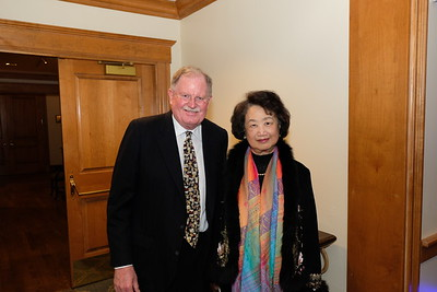 Bob Houston and Marina Wang