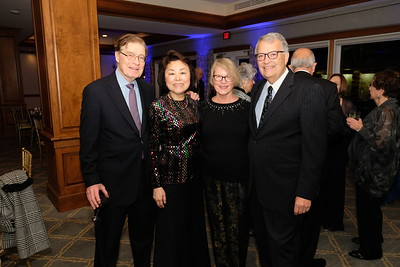 Brian McMahon and Janice Lee McMahon with Sue and Wally Rosvall
