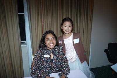 09288 Princess Rukan Saif and Kate Zhang