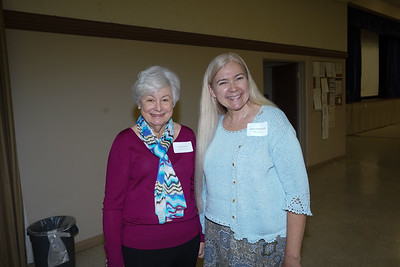 Jan Pearson and Denise Wadsworth