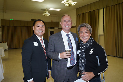 Stephen Choi, Jeff Wilson and Ed Tom