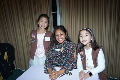 09332 Kate Zhang, Princess Rukan Saif and Kelly Muditajaya