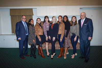 Kelly Ryan, Princesses Rukan Saif, Mia Thorsen and Emilie Risha, Queen Camille Kennedy, Princesses Reese Rosenthal Saporito, Michael Wilkins and Cole Fox, and Jim Angelos