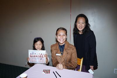 09330 Jillian Chon, Princess Reese Rosental Saporito and Jane Chon