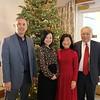 Jeff Wiggins, Alexandra Chen, and Jean and William Ni