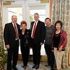 Carson English, Ruth Mayeda, Joe Mamone, Richard Chang and Elizabeth Kho