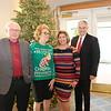 Frank and Mary Haltom with Elodia Martinez and Joe Mamone