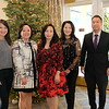 Maggie Ho, Caroline Ma, Josephine Yang, Bonny Hsu and Philip Chen