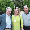 John and Shelley Stevenson with Paul Maurin