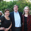 Shirley Jagels with Scott and Jane Laudeman