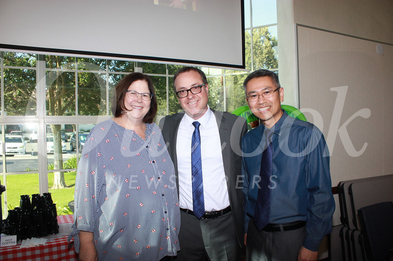 Liz Hollingsworth, Alex Cherniss and Michael Lin