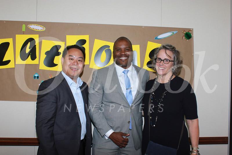 Stephen Choi, Issaic Gates and Karen Wicke