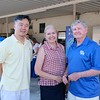 Alan Chen, Denise Wadsworth and Bill Payne