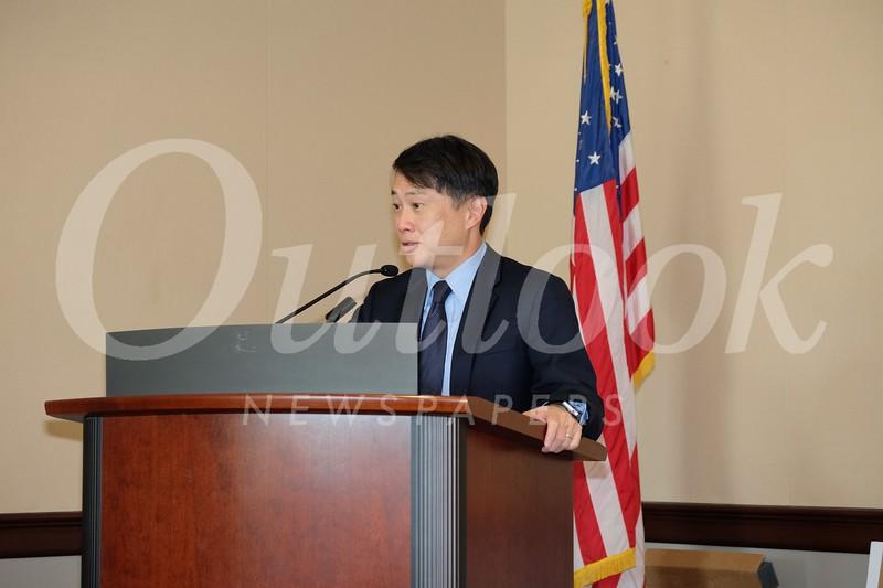 17 Vice Mayor Dr. Steven Huang