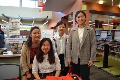 DSC_ Chloe Wong, Michelle Chen, Yani Peng and Ada Zheng 0311
