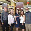 Steve Domier, Irene McDermott, Genevieve Chien, Gloria Wong and Jeff Plumley