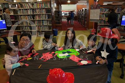 7Claire Chen, Katherine Wu, Kayden Blee, Amy Blee, Morgan Blee and Aaron Blee