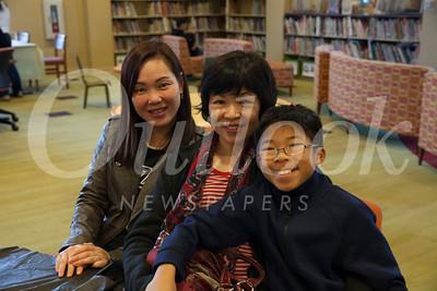 5Angel Cheng, Vivian Wong and Timothy Wong