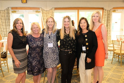 Julie Hannan, Beth Davis, Margi Kuhn, Kim Spindler, Nina Kirkendall and Holly Larsen