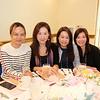 Nicole Zhou, Jasmin Tsai, Cindy Wong and Wendy Hsu